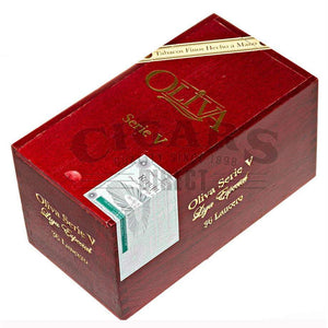 Oliva Serie V Lancero Box Closed