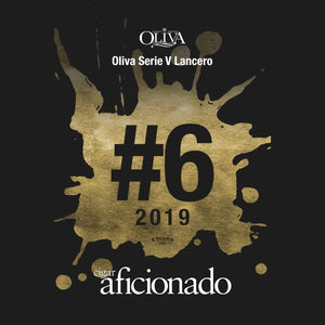 Oliva Serie V Lancero No.6 Cigar of The Year 2019