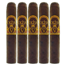 Load image into Gallery viewer, Oliva Serie V Maduro Double Robusto 5 Pack