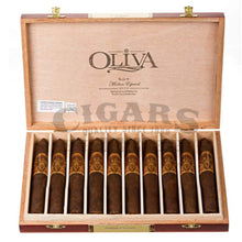 Load image into Gallery viewer, Oliva Serie V Maduro Torpedo Box Open