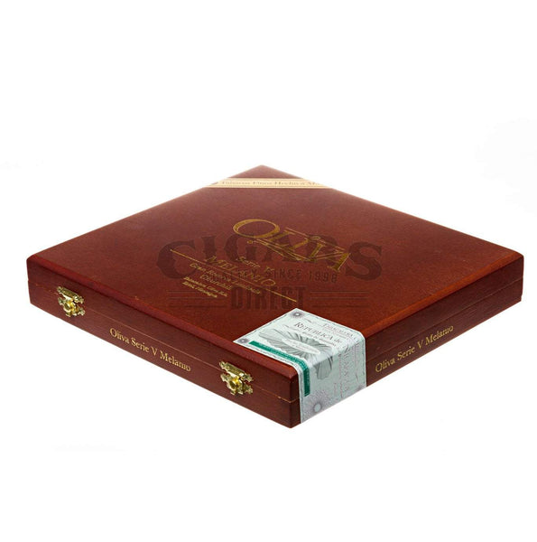 Load image into Gallery viewer, Oliva Serie V Melanio Churchill Box Closed