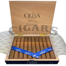 Load image into Gallery viewer, Oliva Serie V Melanio Churchill Longines Open Box