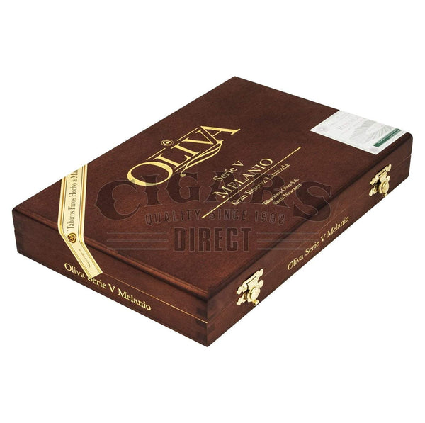 Load image into Gallery viewer, Oliva Serie V Melanio Double Toro Closed Box