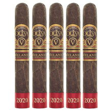 Load image into Gallery viewer, Oliva Serie V Melanio Edicion Limitada 2020 Double Toro 5 Pack