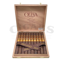 Load image into Gallery viewer, Oliva Serie V Melanio Maduro Churchill Open Box