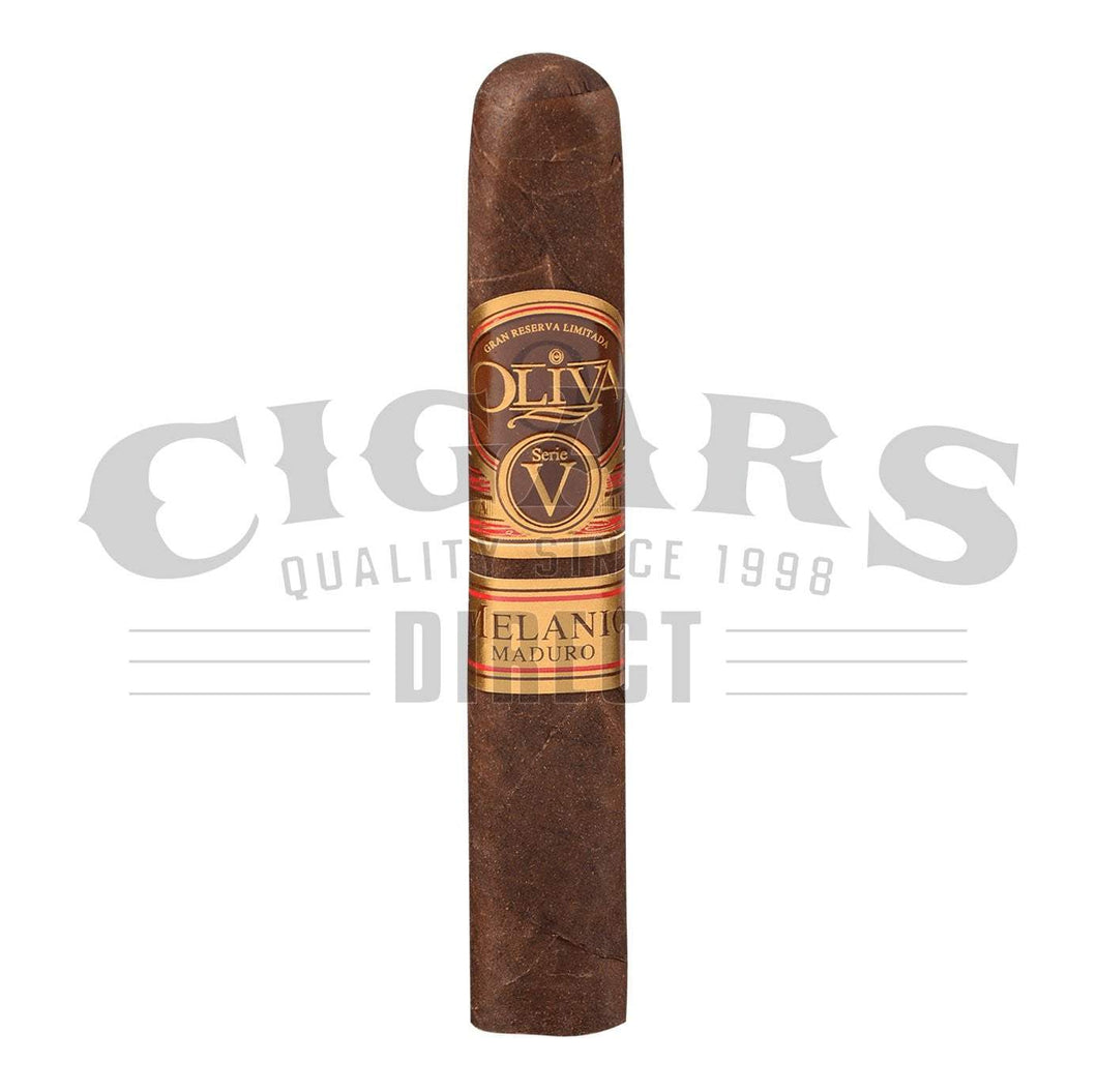 Oliva Serie V Melanio Maduro Robusto Single