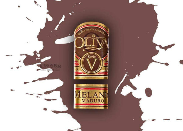 Load image into Gallery viewer, Oliva Serie V Melanio Maduro Torpedo Band