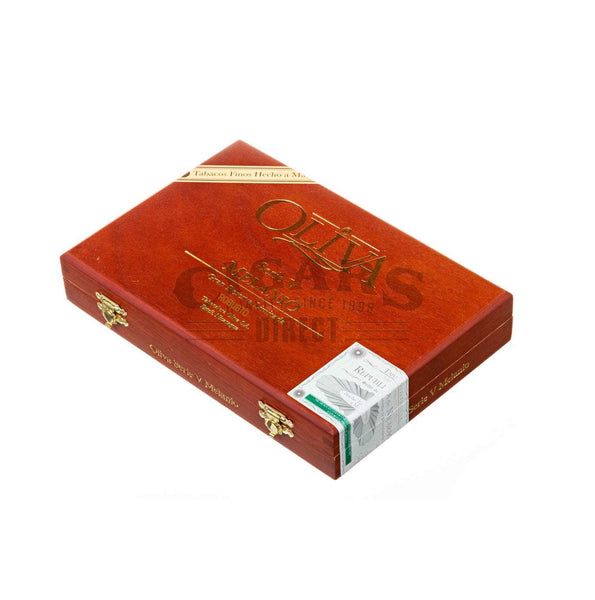 Load image into Gallery viewer, Oliva Serie V Melanio Robusto Box Closed