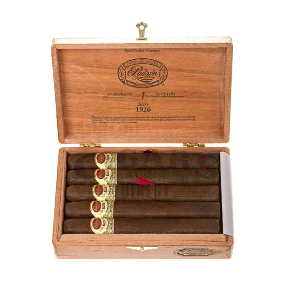 Load image into Gallery viewer, Padron 1926 Anniversary No 1 Maduro 10 count Box Open
