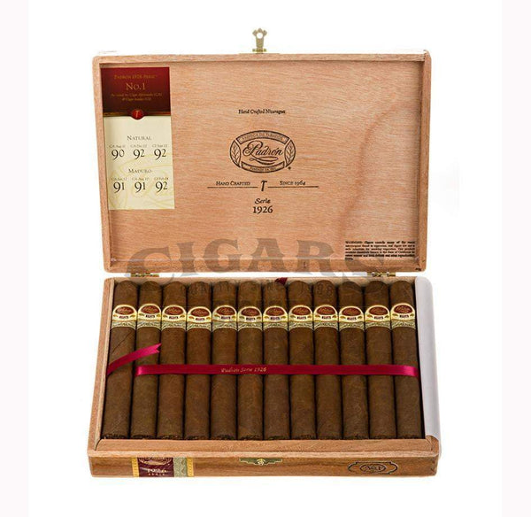 Load image into Gallery viewer, Padron 1926 Anniversary No 1 Natural Box Open