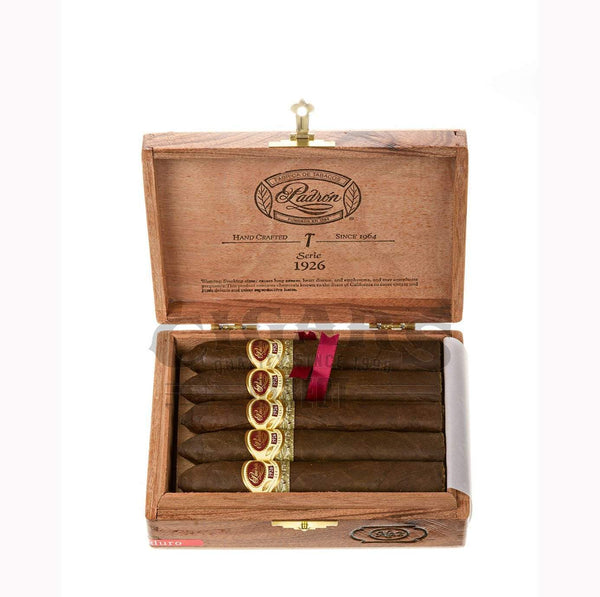 Load image into Gallery viewer, Padron 1926 Anniversary No 2 Maduro 10 count Box Open