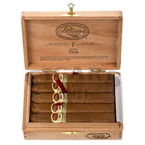 Padron 1926 Anniversary No 2 Natural 10 count Box Open