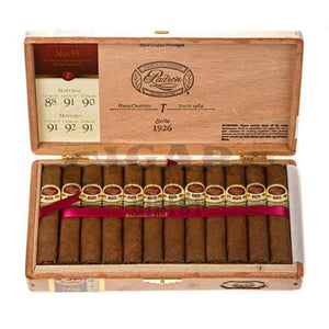 Padron 1926 Anniversary No.35 Natural Box Open