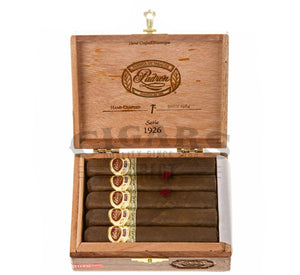 Padron 1926 Anniversary No.6 Maduro 10 count Box Open