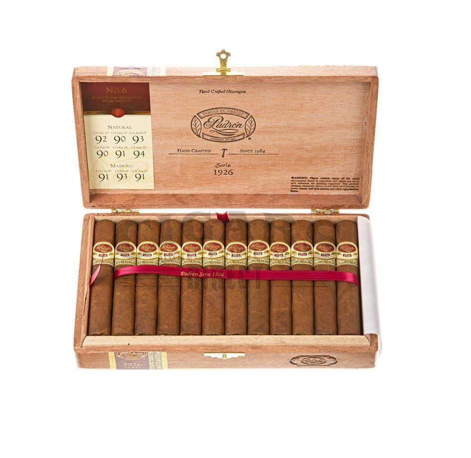 Padron 1926 Anniversary No.6 Box Open