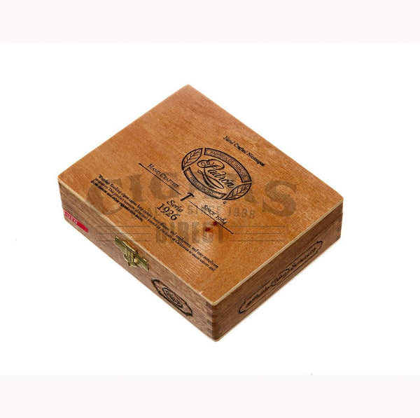 Load image into Gallery viewer, Padron 1926 Anniversary No.9 Maduro 10 count Box Closed