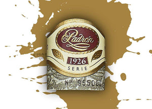 Padron Special Release No.90 Maduro Tubos Band