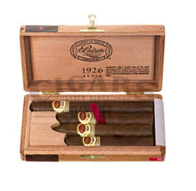 Load image into Gallery viewer, Padron Samplers 1926 Anniversary Maduro Sampler Box Open