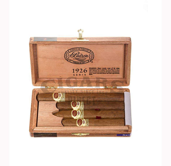 Load image into Gallery viewer, Padron 1926 Anniversary Natural Sampler Box Open