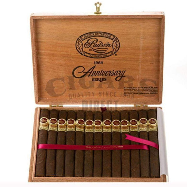 Load image into Gallery viewer, Padron 1964 Anniversary Corona Maduro Box Open
