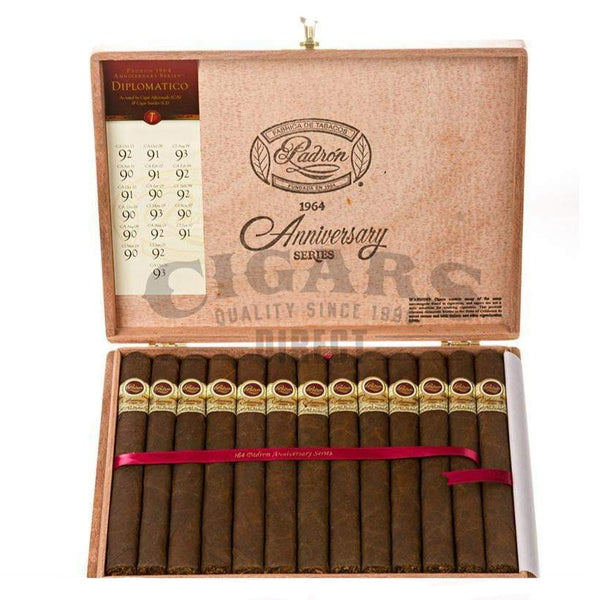 Load image into Gallery viewer, Padron 1964 Anniversary Diplomatico Maduro Box Open