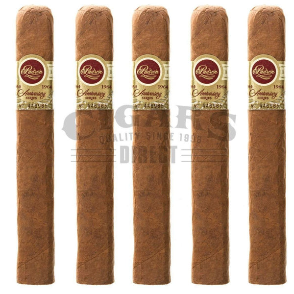 Load image into Gallery viewer, Padron 1964 Anniversary Exclusivo Natural 5 Pack
