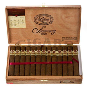 Padron 1964 Anniversary Imperial Maduro Box Open