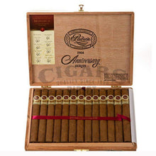 Load image into Gallery viewer, Padron 1964 Anniversary Monarcas Natural Box Open