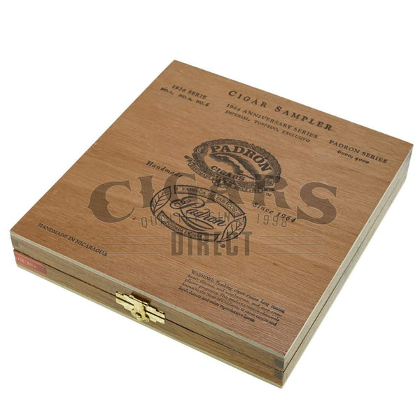 Load image into Gallery viewer, Padron 8 Cigar Maduro Tasting Sampler Closed Box