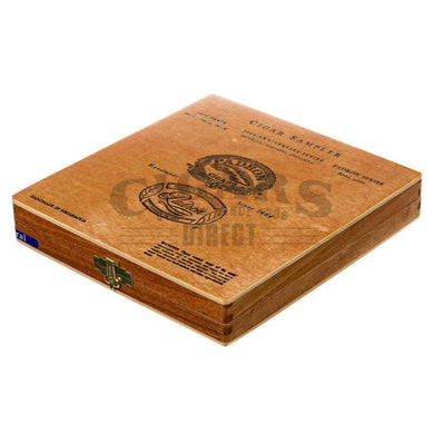 Padron 8 Cigar Natural Tasting Sampler Closed Box