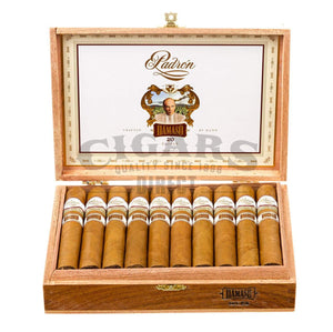 Padron Damaso No.12 Robusto Box Open