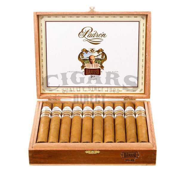 Load image into Gallery viewer, Padron Damaso No.15 Toro Box Open