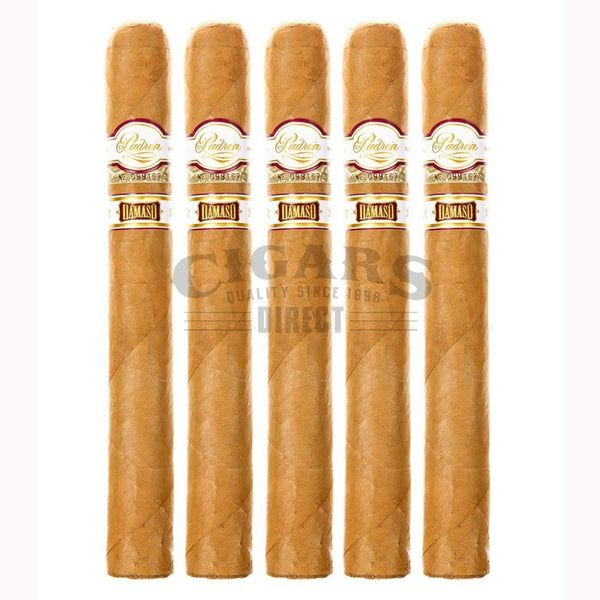 Load image into Gallery viewer, Padron Damaso No.17 Churchill 5 Pack