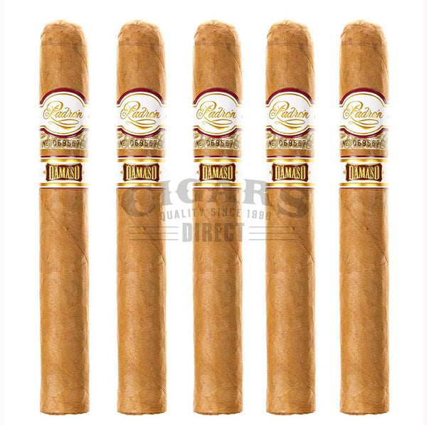 Load image into Gallery viewer, Padron Damaso No.8 Corona 5 Pack