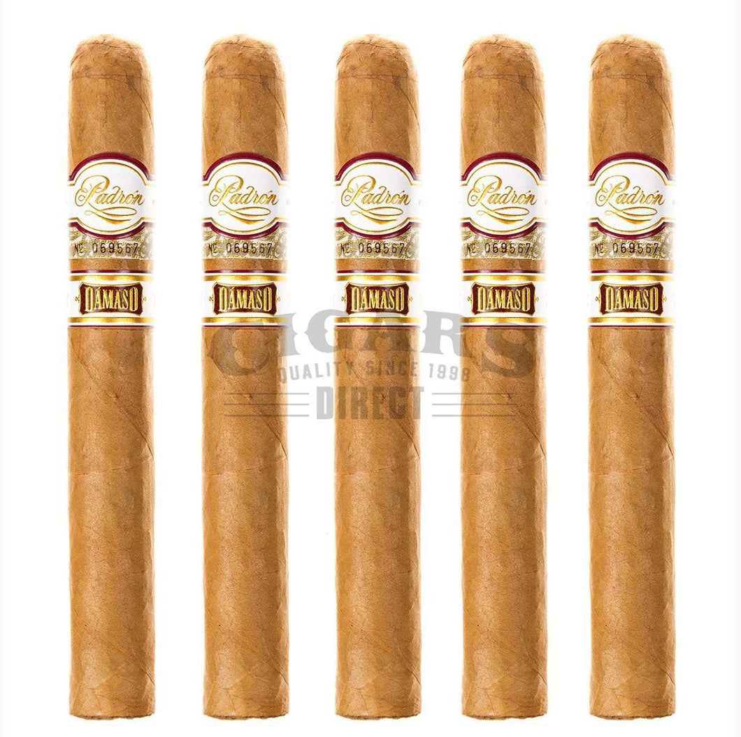 Padron Damaso No.8 Corona 5 Pack