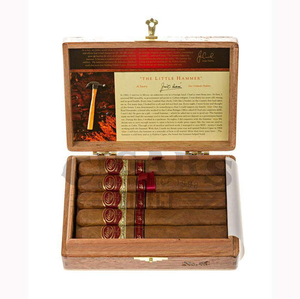 Load image into Gallery viewer, Padron Family Reserve No.45 Natural Box Open