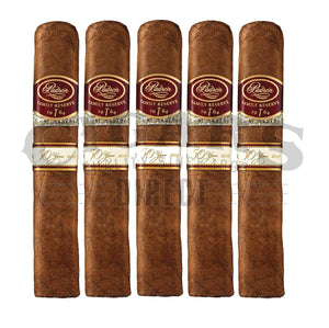 Padron Family Reserve No.50 Natural 5 Pack