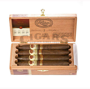 Padron Special Release 80Th Anniversary Maduro Box Open