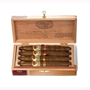 Padron Special Release 80Th Anniversary Natural Box Open