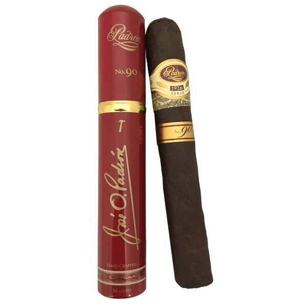 Load image into Gallery viewer, Padron Special Release No.90 Maduro Tubos Single