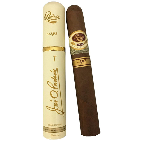Load image into Gallery viewer, Padron Special Release No 90 Natural Tubos Single