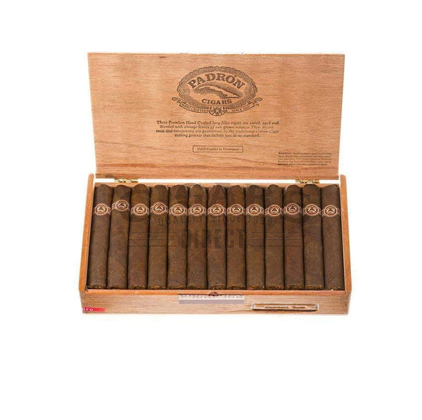 Load image into Gallery viewer, Padron Thousand Series 2000 Maduro Box Open