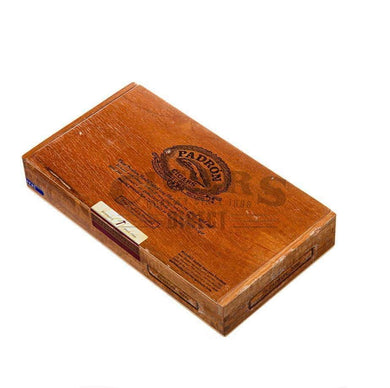 Padron Thousand Series 2000 Natural Box Closed