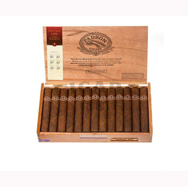 Load image into Gallery viewer, Padron Thousand Series 2000 Natural Box Open