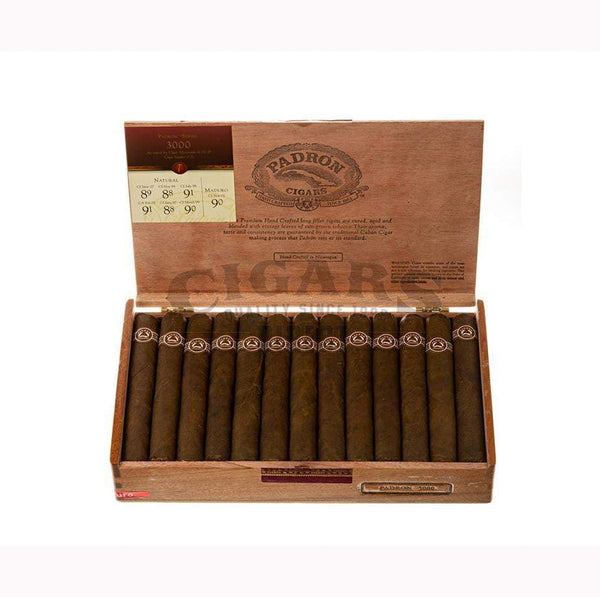 Load image into Gallery viewer, Padron Thousand Series 3000 Maduro Box Open