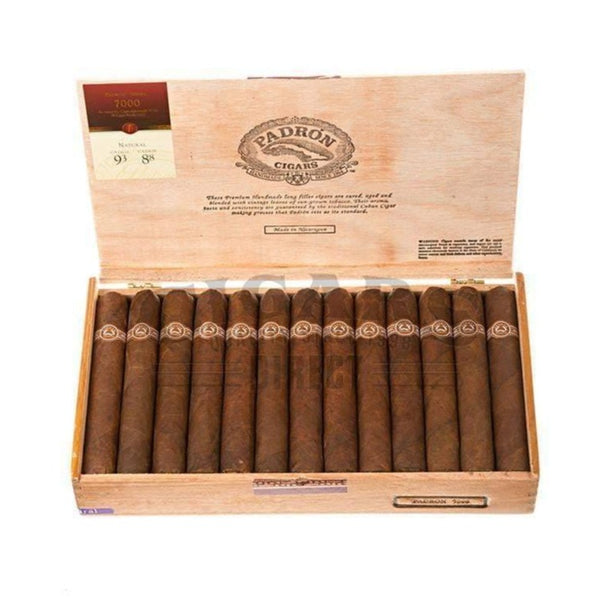 Load image into Gallery viewer, Padron Thousand Series 7000 Natural Box Open