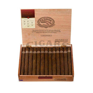 Padron Thousand Series Churchill Natural Box Open