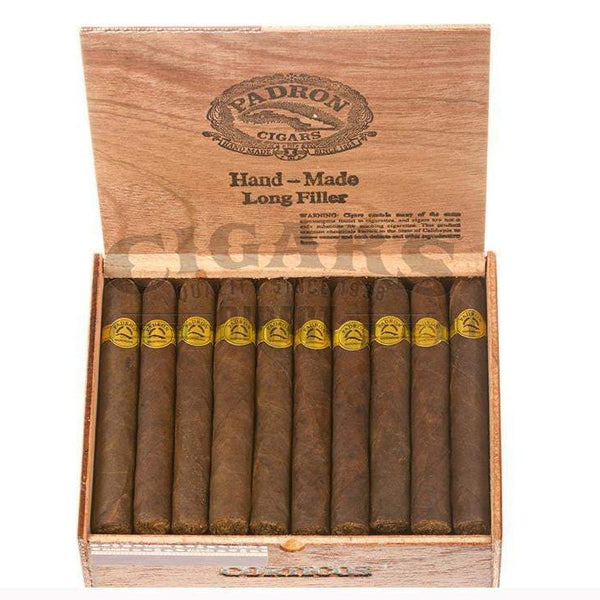 Load image into Gallery viewer, Padron Thousand Series Cortico Maduro Box Open