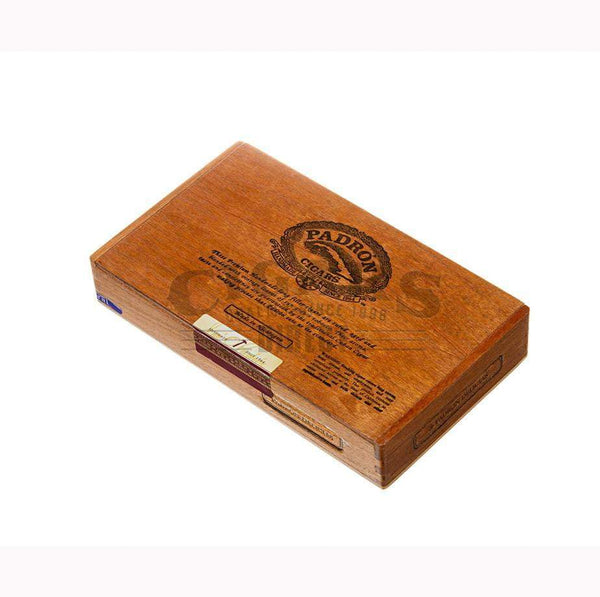 Load image into Gallery viewer, Padron Thousand Series Delicias Natural Box Closed