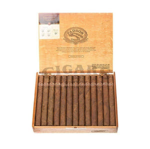 Padron Thousand Series Executive Maduro Box Open